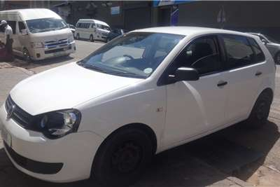 VW Polo Vivo Hatch 3-door POLO VIVO 1.4 3Dr 2013