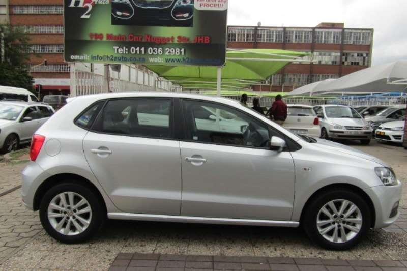 VW Polo Vivo Hatch 3-door POLO VIVO 1.4 3Dr 2018