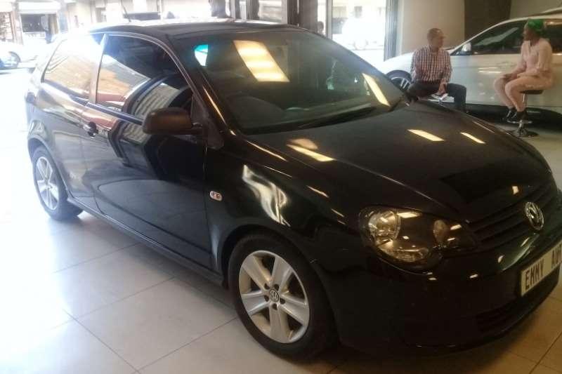 VW Polo Vivo Hatch 3-door POLO VIVO 1.6 GT 3Dr 2013