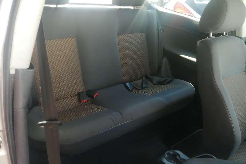 2013 VW Polo Vivo hatch 3-door POLO VIVO 1.6 GT 3Dr