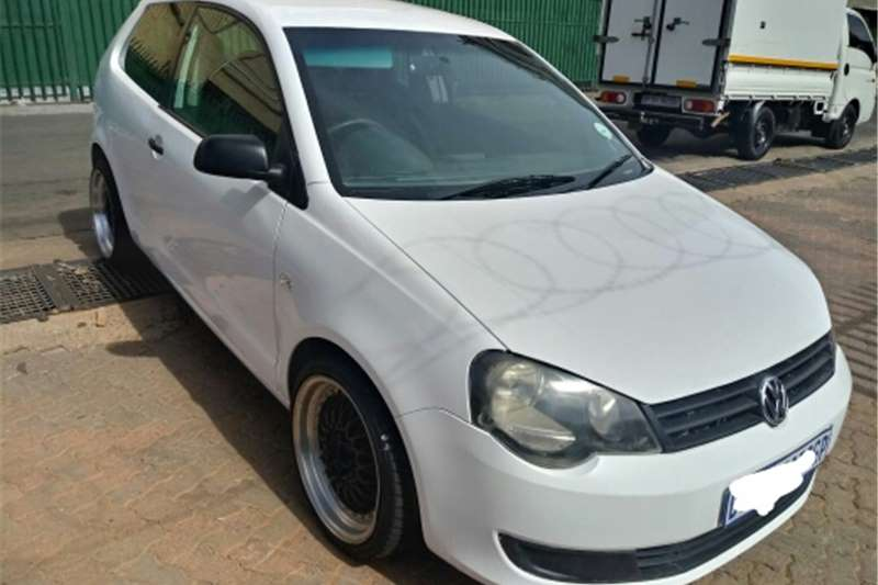 2012 VW Polo Vivo hatch 3-door