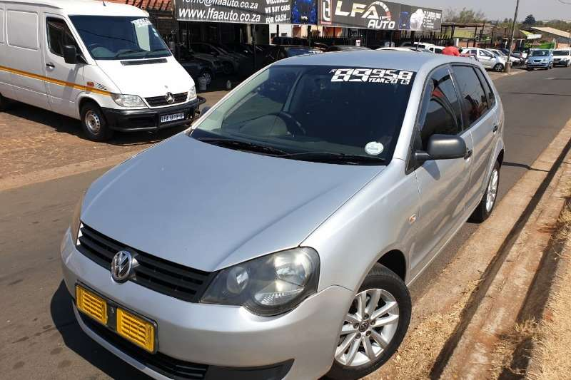 VW Polo Vivo Hatch 5-door 1.4 2013