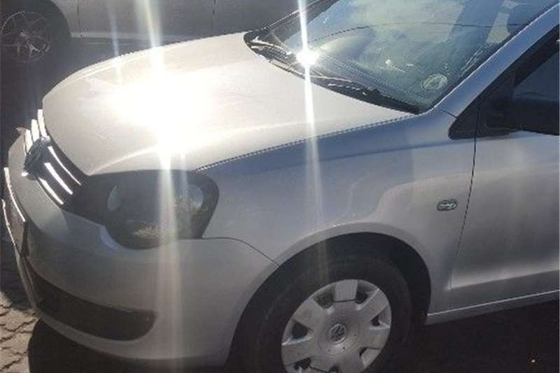 2012 VW Polo Vivo hatch 5-door