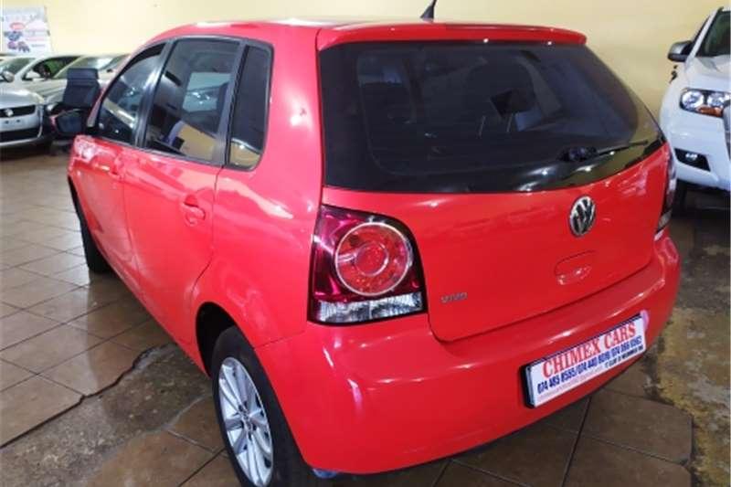 Used 2015 VW Polo Vivo Hatch 5-door
