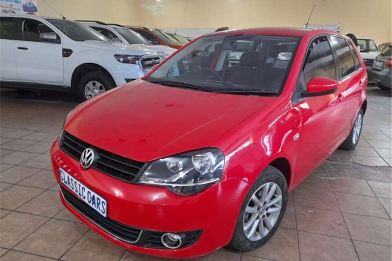 Used 2015 VW Polo Vivo Hatch 5-door