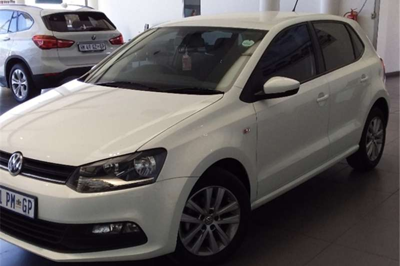 2018 VW Polo Vivo hatch 5-door POLO VIVO 1.6 COMFORTLINE TIP (5DR)