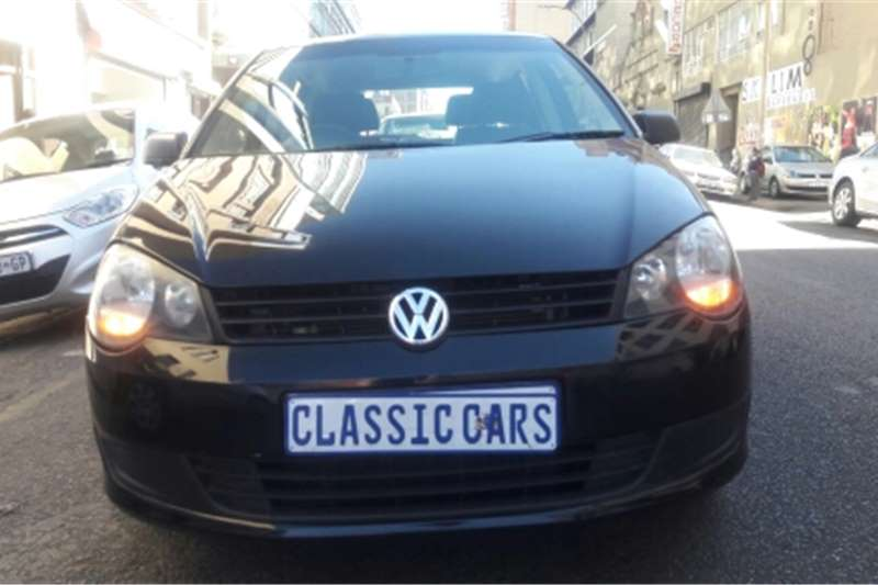 2013 VW Polo Vivo hatch 5-door