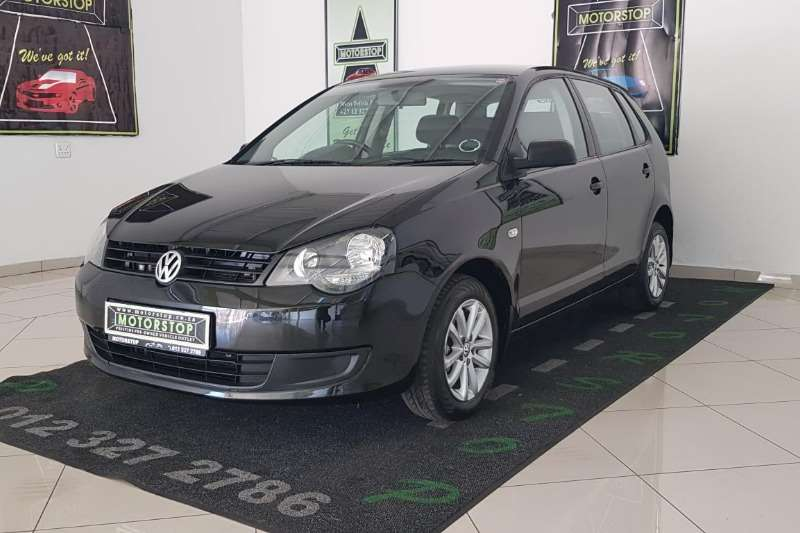 2012 VW Polo Vivo hatch 5-door POLO VIVO 1.4 TRENDLINE (5DR)