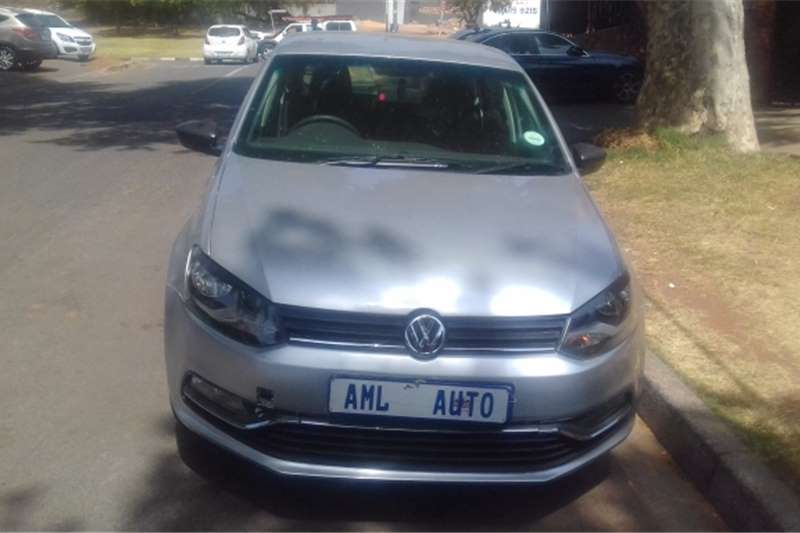 2019 VW Polo Vivo hatch 5-door POLO VIVO 1.4 COMFORTLINE (5DR)