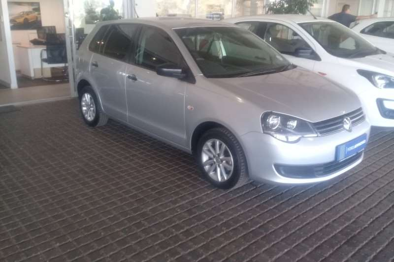 2017 VW Polo Vivo hatch 5-door