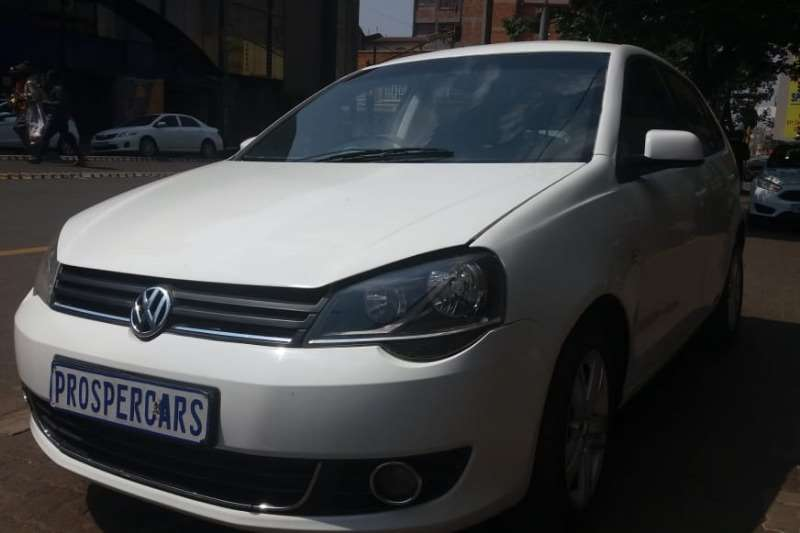 2015 VW Polo Vivo hatch 5-door