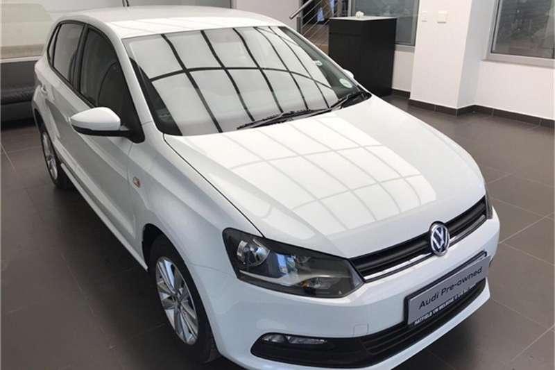 2019 VW Polo Vivo hatch 5-door POLO VIVO 1.6 HIGHLINE (5DR)