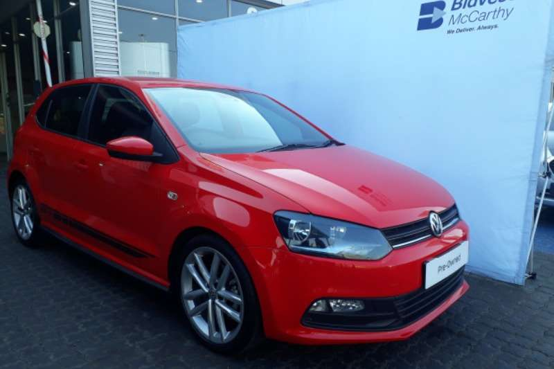 2018 VW Polo Vivo hatch 5-door POLO VIVO 1.0 TSI GT (5DR)