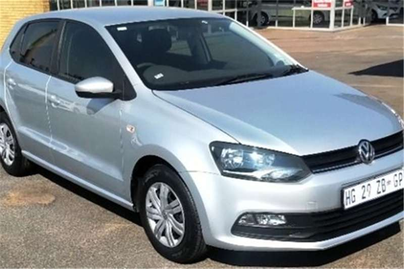 2018 VW Polo Vivo hatch 5-door POLO VIVO 1.4 COMFORTLINE (5DR)