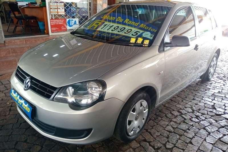 2014 VW Polo Vivo hatch 5-door POLO VIVO 1.4 TRENDLINE (5DR)