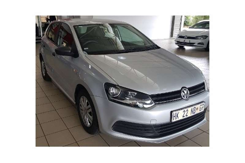 2018 VW Polo Vivo hatch 5-door POLO VIVO 1.4 TRENDLINE (5DR)