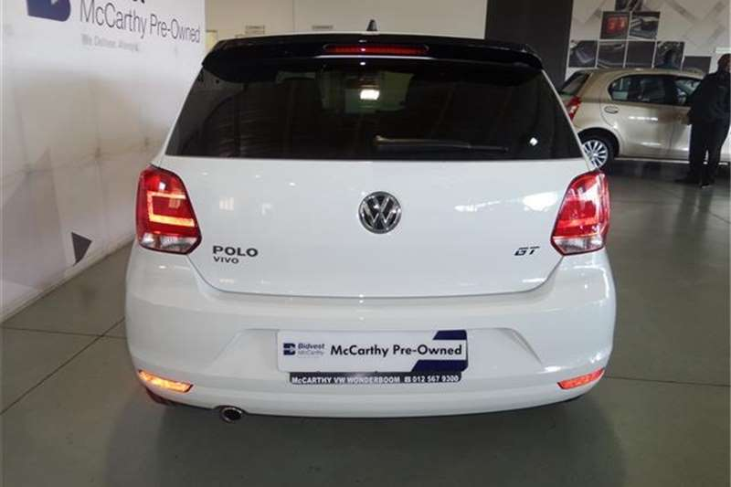 2019 VW Polo Vivo hatch 5-door POLO VIVO 1.0 TSI GT (5DR)
