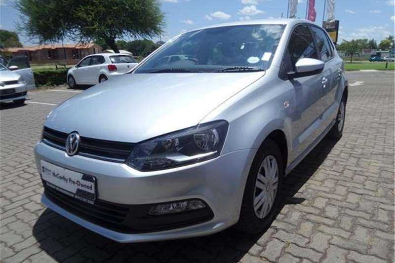 2020 VW Polo Vivo hatch 5-door POLO VIVO 1.4 COMFORTLINE (5DR)