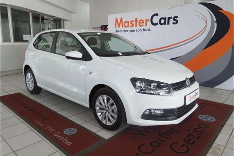 2019 VW Polo Vivo hatch 5-door POLO VIVO 1.6 COMFORTLINE TIP (5DR)