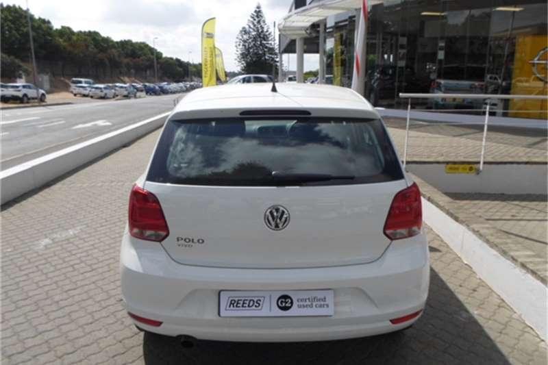 2019 VW Polo Vivo hatch 5-door POLO VIVO 1.4 COMFORTLINE (5DR)