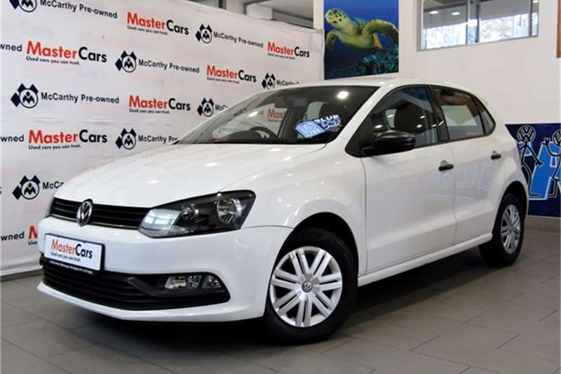 2020 VW Polo Vivo hatch 5-door POLO VIVO 1.4 TRENDLINE (5DR)