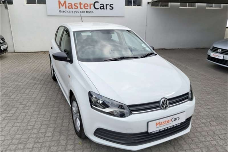 2020 VW Polo Vivo hatch 5-door POLO VIVO 1.6 COMFORTLINE TIP (5DR)