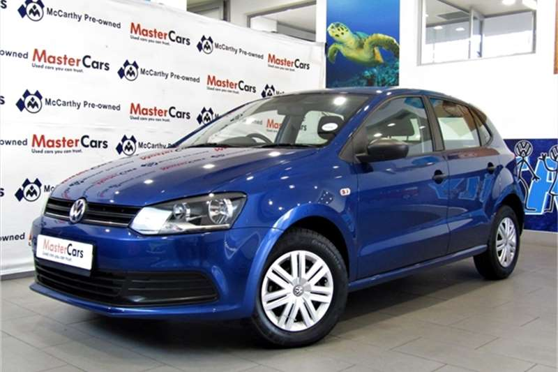 2019 VW Polo Vivo hatch 5-door POLO VIVO 1.4 TRENDLINE (5DR)