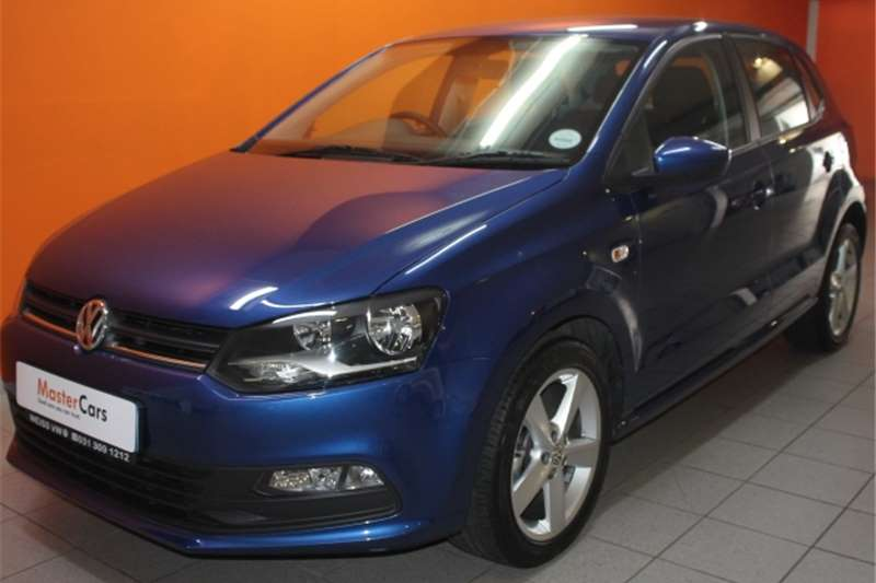 2020 VW Polo Vivo hatch 5-door POLO VIVO 1.6 HIGHLINE (5DR)
