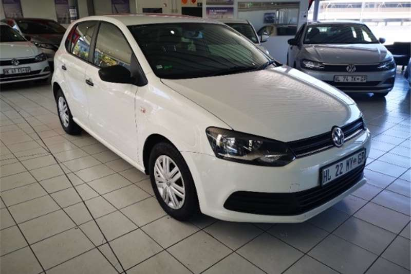 2018 VW Polo Vivo ha