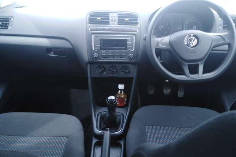 2018 VW Polo Vivo hatch 5-door POLO VIVO 1.4 TRENDLINE (5DR)