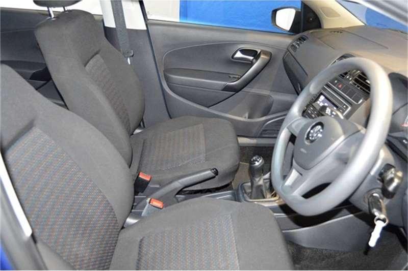 2020 VW Polo Vivo hatch 5-door
