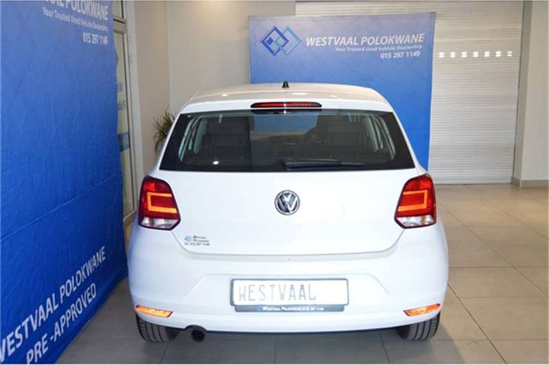 2020 VW Polo Vivo hatch 5-door