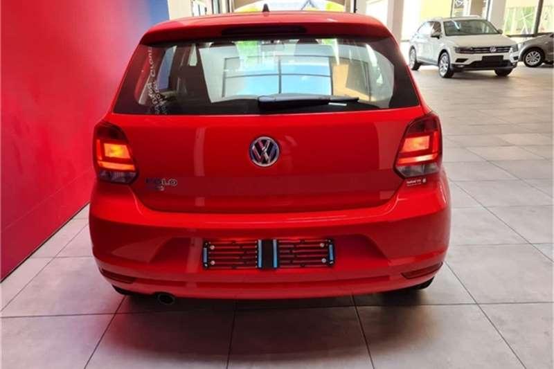 2021 VW Polo Vivo hatch 5-door