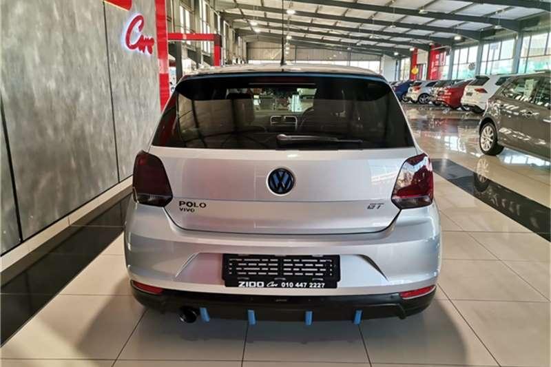 2018 VW Polo Vivo hatch 5-door