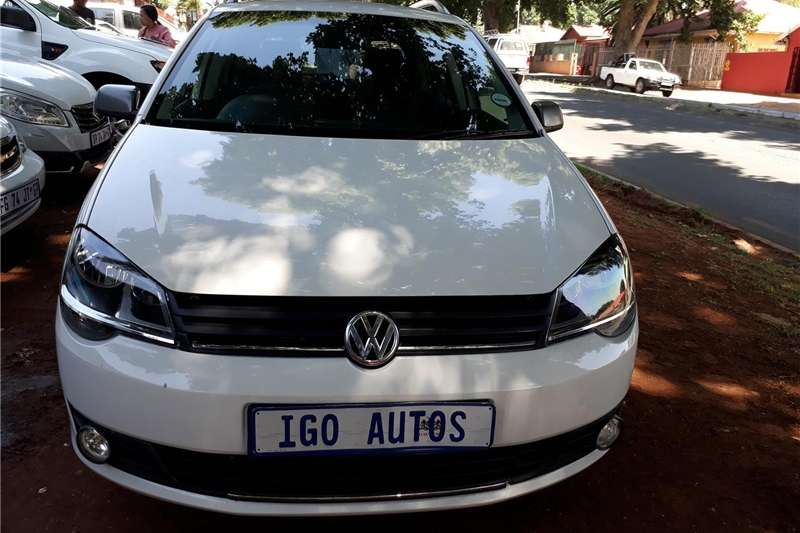 VW Polo Vivo Hatch 5-door Maxx POLO VIVO 1.6 MAXX (5DR) 2014