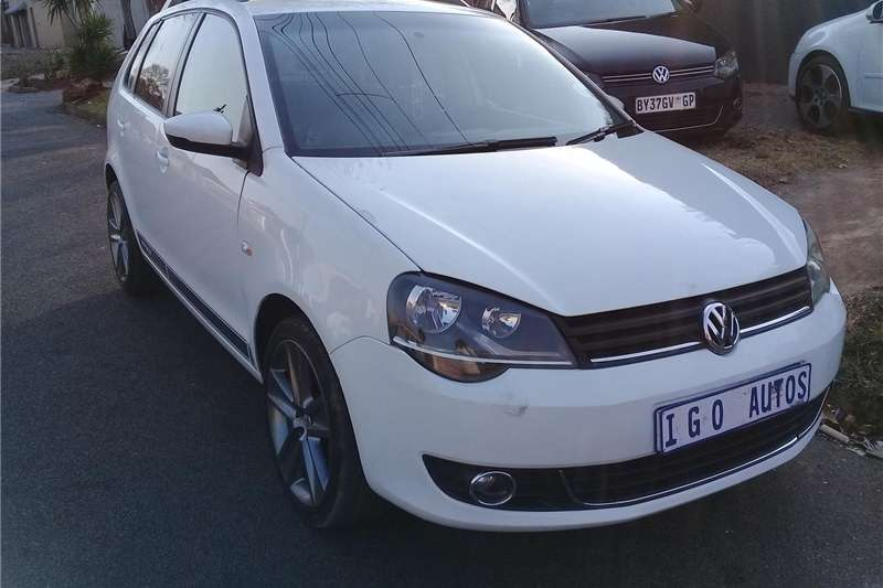VW Polo Vivo Hatch 5-door Maxx POLO VIVO 1.6 MAXX (5DR) 2017