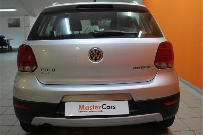 VW Polo Vivo Hatch 5-door Maxx POLO VIVO 1.6 MAXX (5DR) 2019