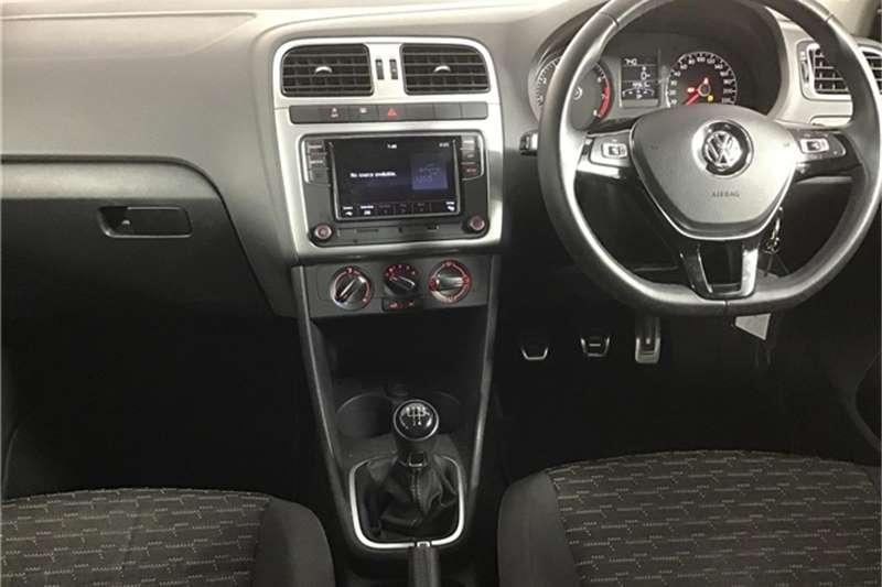 VW Polo Vivo hatch 5-door Maxx POLO VIVO 1.6 MAXX (5DR) 2019