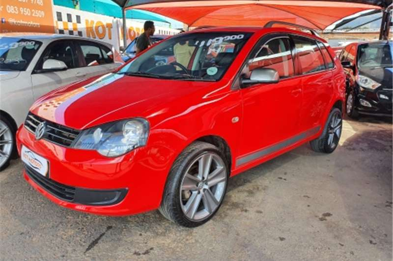 VW Polo Vivo Hatch 5-door Maxx Vivo maxx 1.6i 2014