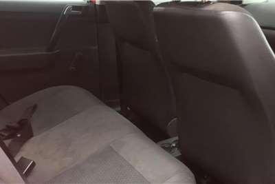 VW Polo Vivo Hatch 5-door POLO VIVO 1.0 TSI GT (5DR) 2012