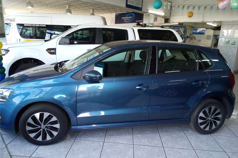 VW Polo Vivo Hatch 5-door POLO VIVO 1.0 TSI GT (5DR) 2017
