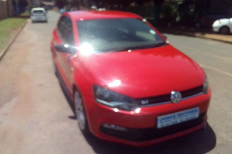 VW Polo Vivo Hatch 5-door POLO VIVO 1.0 TSI GT (5DR) 2018