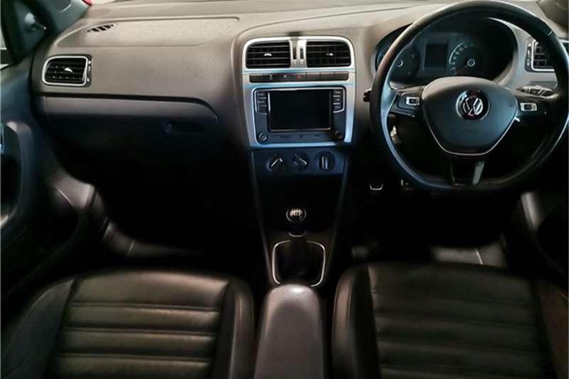 2018 VW Polo Vivo hatch 5-door POLO VIVO 1.0 TSI GT (5DR)