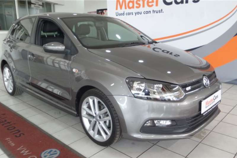 VW Polo Vivo Hatch 5-door POLO VIVO 1.0 TSI GT (5DR) 2019
