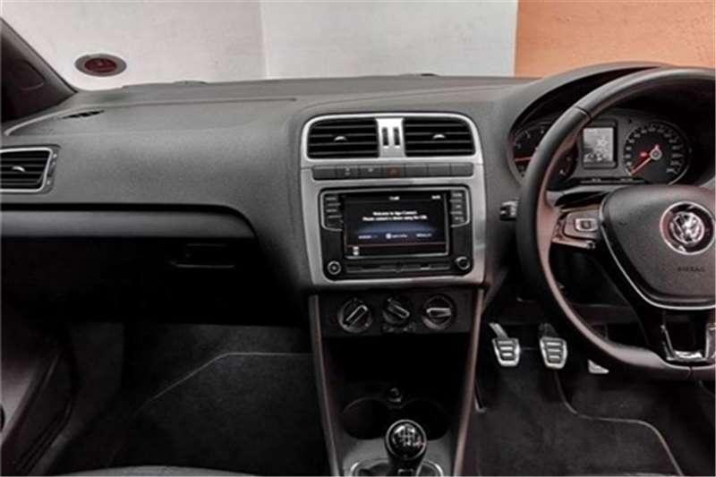 VW Polo Vivo Hatch 5-door POLO VIVO 1.0 TSI GT (5DR) 2019