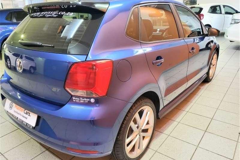 VW Polo Vivo Hatch 5-door POLO VIVO 1.0 TSI GT (5DR) 2020