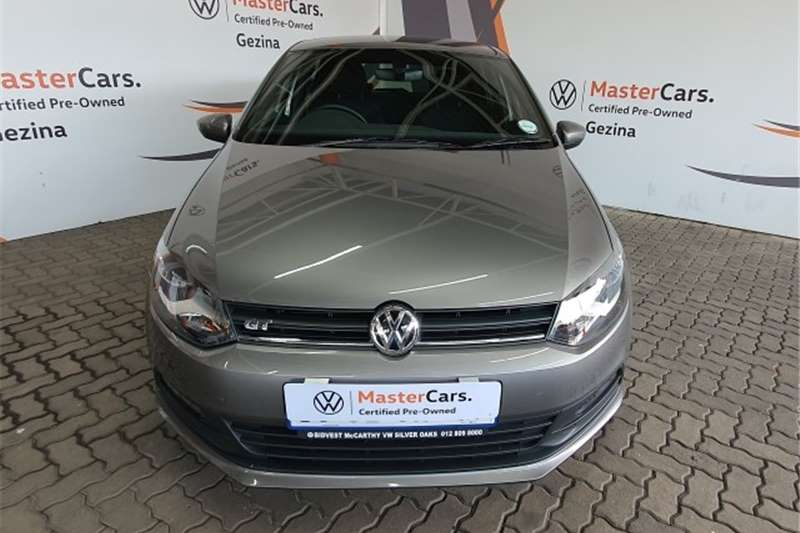 VW Polo Vivo Hatch 5-door POLO VIVO 1.0 TSI GT (5DR) 2020