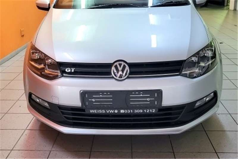 VW Polo Vivo hatch 5-door POLO VIVO 1.0 TSI GT (5DR) 2021