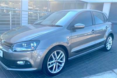 Used 2021 VW Polo Vivo Hatch 5-door POLO VIVO 1.0 TSI GT (5DR)
