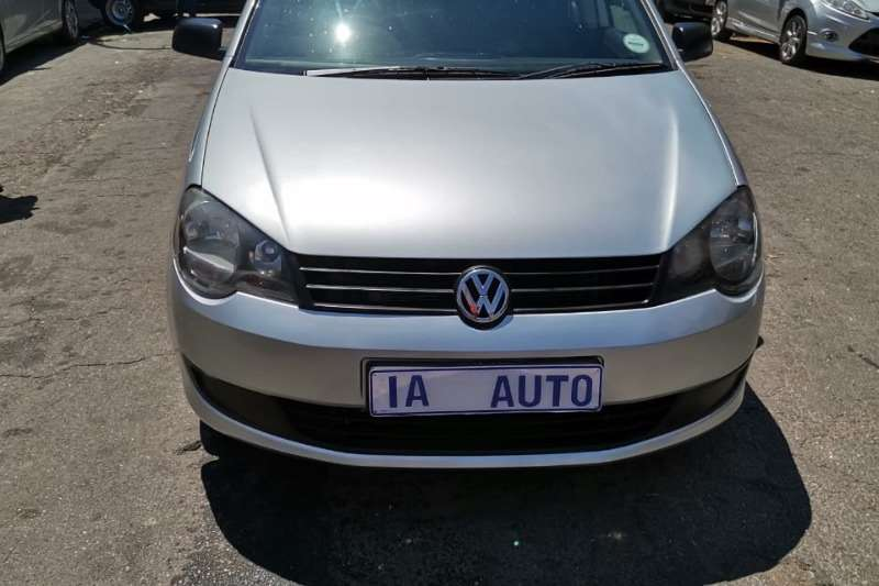 VW Polo Vivo Hatch 5-door POLO VIVO 1.4 5Dr 2015